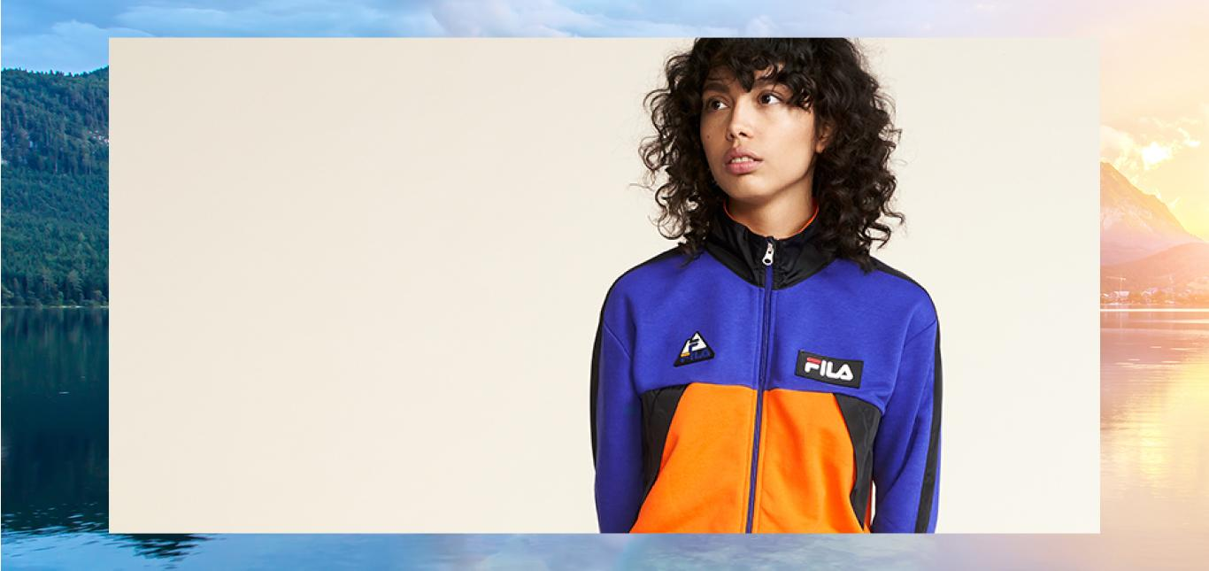 FILA, Retro, Fashion, Streetwear, Jacket, clothing, apparell, sneaker, heritage, 90s