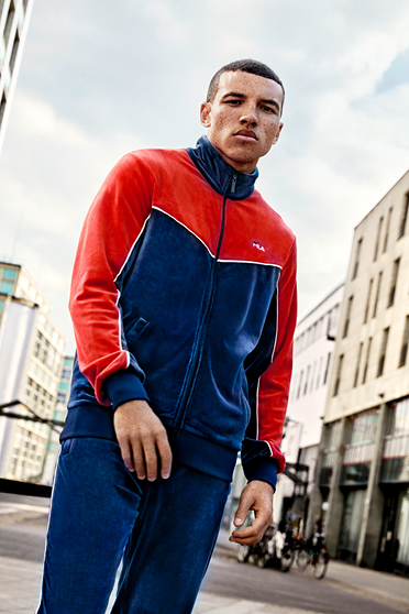 FILA FW20, Sneaker, Jacket, Retro,Heritage, Fashion, Performance, Lifestyle, Streetwear, Streetstyle, Accessoires, Tracksuit