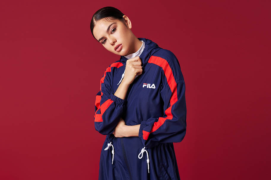 FILA Streetwear and Fashion