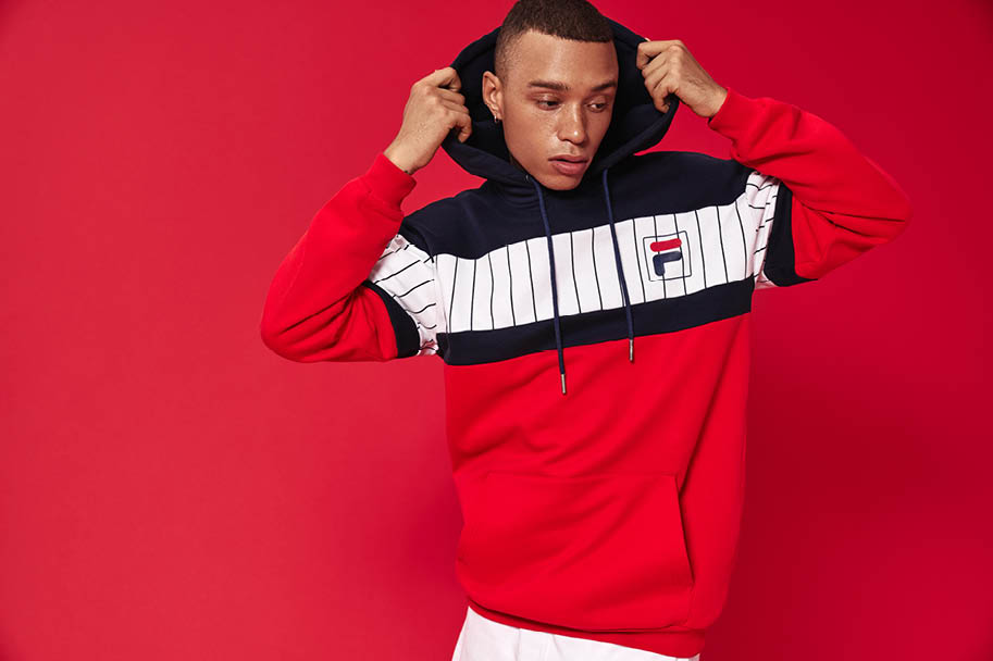 Fila , Streetwear and Fashion