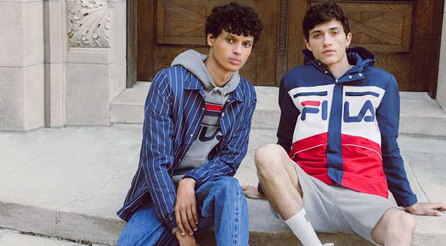 Fila, Fashion, Heritage