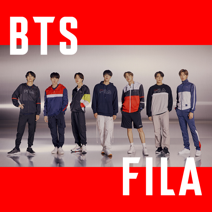 Presented by BTS
