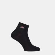 Fila 3er Pack Unisex Sportsocken schwarz