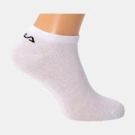 Fila 3er Pack Unisex Sportsocken weiß