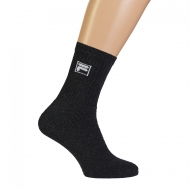 Fila 3er Pack Unisex Tennissocken anthrazit