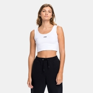 Fila Anah Cropped Top white weiß