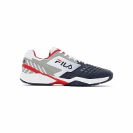 Fila Axilus 2 Energized Tennis Shoe Men white-navy-red navyblau
