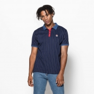Fila BB1 Classic Vintage Stripes Polo Bild 1
