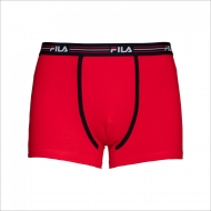 Fila Boxer Men 1 Pack rot