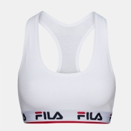 Fila Bra Women 1 Pack weiß