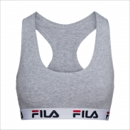 Fila Bra Women 1 Pack grau