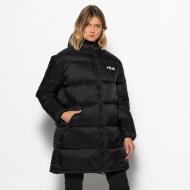 Fila Bronwen Puff Hood Jacket black schwarz