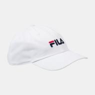 Fila Cap Linear Logo Kids weiß