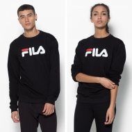 Fila Classic Pure Crew Sweat black schwarz