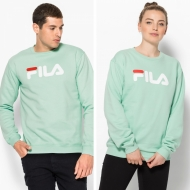 Fila Classic Pure Crew Sweat mist-green grün