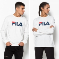 Fila Classic Pure Long Sleeve Shirt white weiß