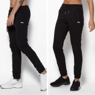 Fila Classic Pure Slim Pants schwarz