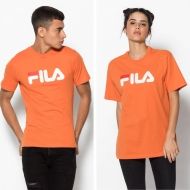 Fila Classic Pure Tee harvest-pumpkin orange