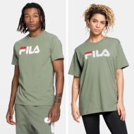Fila Classic Pure Tee sea-spray grün
