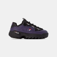 Fila D-Formation Wmn purple-black Bild 1