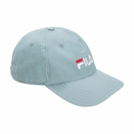 Fila Dad Cap Linear Strap Back aqua