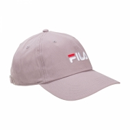 Fila Dad Cap Linear Strap Back lila