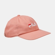 Fila Dad Cap Linear Strap Back apricot