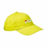 Fila Dad Cap Linear Strap Back gelb
