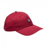 Fila Dad Cap Strap Back rot