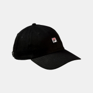 Fila Dad Cap Strap Back black schwarz