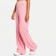Fila Dasha Wide Ribbed Trousers peony Bild 1