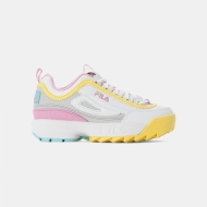Fila Disruptor CB JR white-limelight Bild 1