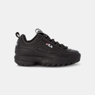 Fila Disruptor Kids black schwarz