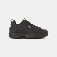 Fila Disruptor Low Wmn all black schwarz