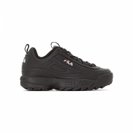 Fila Disruptor Low Wmn all black Bild 1