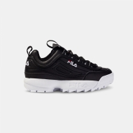 Fila Disruptor Low Wmn black-white schwarz-weiß