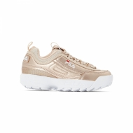 Fila Disruptor M Low Wmn gold gold