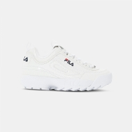 Fila Disruptor M Low Wmn shiny-white Bild 1