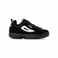 Fila Disruptor S Low Men black schwarz