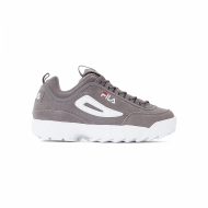 Fila Disruptor S Low Men monument-grey grau