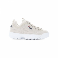 Fila Disruptor S Low Wmn chateau grey grau