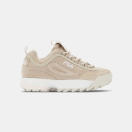 Fila Disruptor S Low Wmn feather gray beige