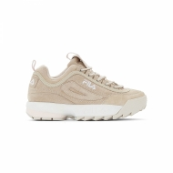 Fila Disruptor S Low Wmn feather gray grau