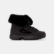 Fila Disruptor Sherling Wmn black Bild 1