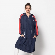 Fila Ellie Long Jacket blau
