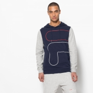 Fila Fernando Hooded Sweat Bild 1