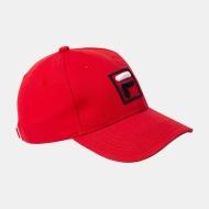Fila Forze Baseball Cap red Bild 1