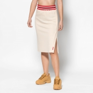 Fila Hannah Skirt With Stripped Waist grau
