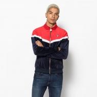 Fila Harrison Vintage Style Track Jacket blau