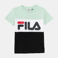Fila Kids Classic Day Blocked Tee mint